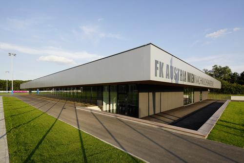 Franz ZT GmbH, atelier mauch gmbh — fk austria wien training academy