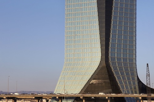 Zaha Hadid Architects — CMA CGM Tower