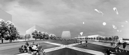 Far Frohn & Rojas, ANNABAU Architektur und Landschaft — New Central Library in Tempelhof-Schöneberg