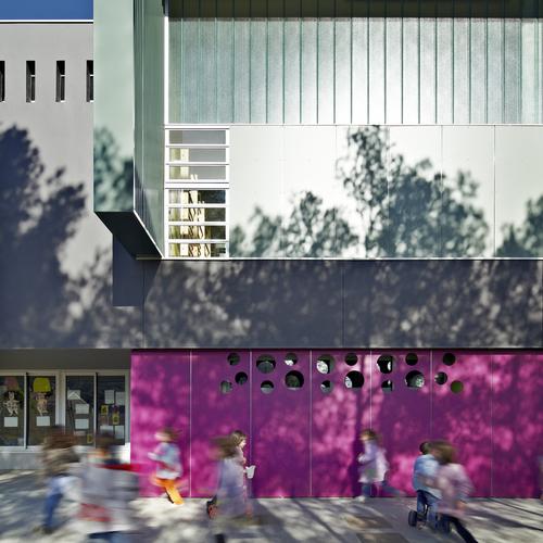 """sierrarozas arquitectes — Escuela """"El Solell"""""""