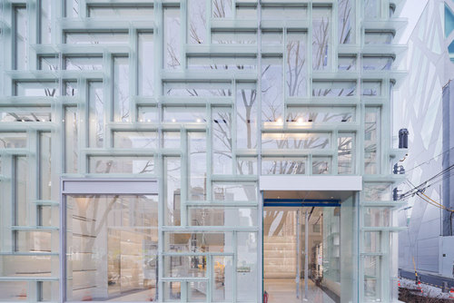 OMA - Office of Metropolitan Architecture — Coach Flagship
