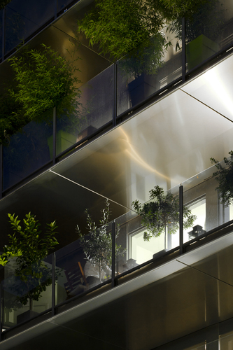 Philippe Dubus Architectes — 73 logements à Boulogne-Billancourt