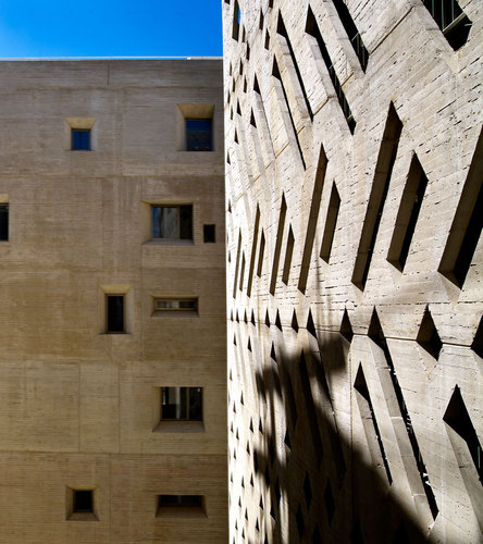 109 | architectes and Youssef Tohme — USJ Campus de L'Innovation et du Sport