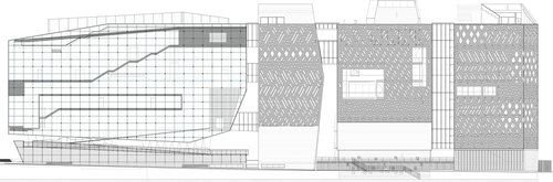 109 | architectes, Y.TOHME/ARCHITECTS&associates — USJ Campus de L'Innovation et du Sport