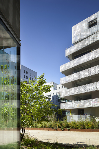 Philippe Dubus Architectes — 54 appartements à Boulogne-Billancourt