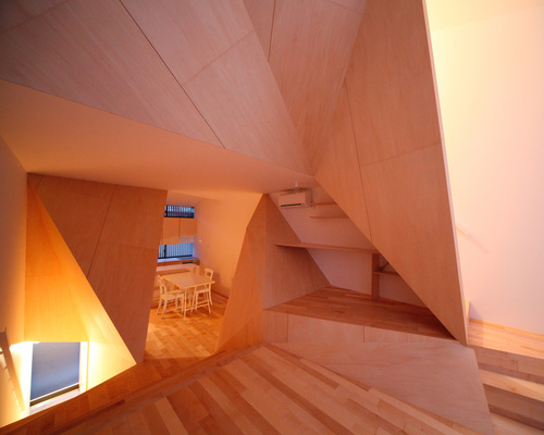 ALPHAVILLE Architects — New Kyoto Town House