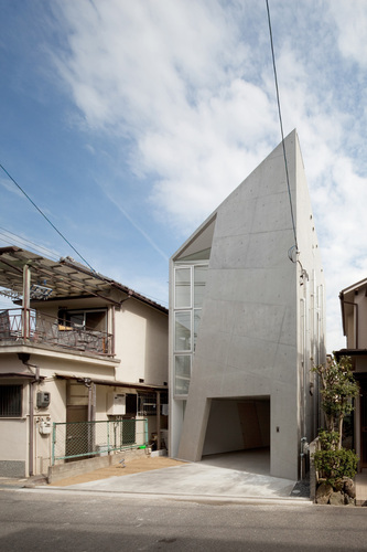 ALPHAVILLE Architects — House Folded