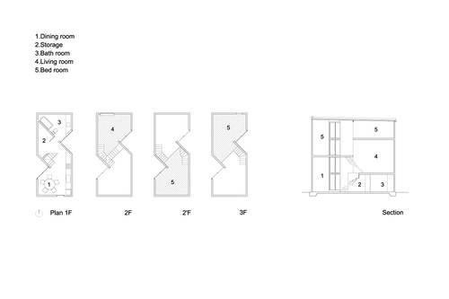 ALPHAVILLE Architects — W-Window House