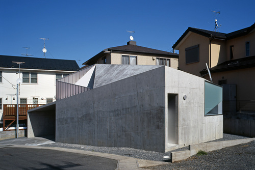 ALPHAVILLE Architects — Hall House 1