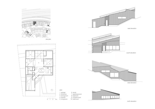 ALPHAVILLE Architects — Roof On the Hill