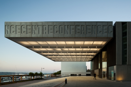 Promontorio troia design hotel divisare by europaconcorsi for Design hotel troia