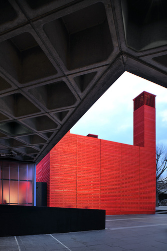Haworth Tompkins Architects — The Shed