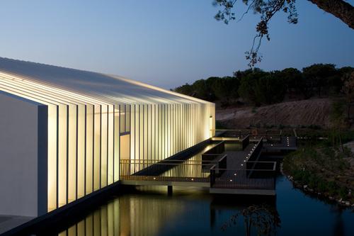 PROMONTORIO — Mora River Aquarium