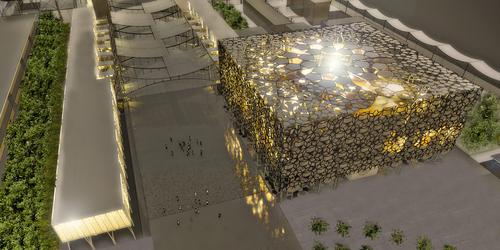 Morena Architects, Cooprogetti Scrl — Padiglione Italia Expo 2015