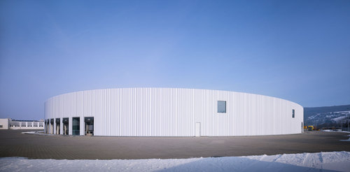 Kazuyo Sejima + Ryue Nishizawa / SANAA — Factory Building on the Vitra Campus