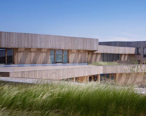 Tank Architectes — School complex Buffon