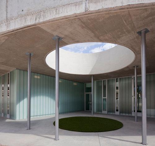 Rueda Pizarro Arquitectos — kindergarten in Vereda de Estudiantes