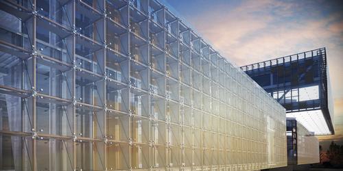 Goring & Straja Architects — Expo 2015, Padiglione Italia. Milano