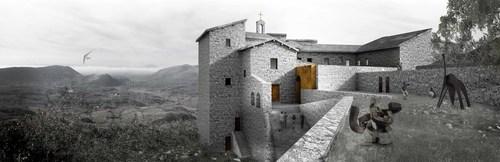 Alessandro Pretolani, Filippo Pambianco, Alessandro Piraccini, Luca Fabbri — Recupero dell'ex Convento di San Nicola a Scandriglia