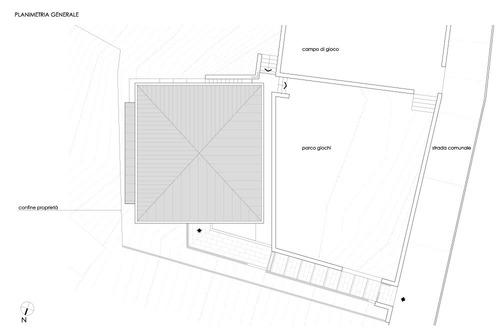 Alessandro Sacchet, Francesca Bogo, Fulvio Caputo, Marco Redolfi — Nuovo centro frazionale polifunzionale a Longarone