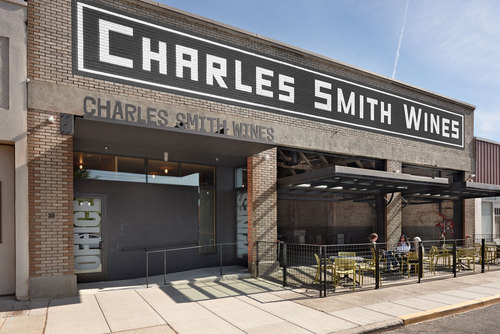 Olson Kundig Architects — Charles Smith Wines