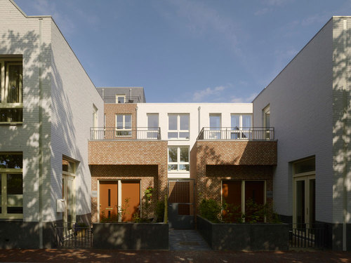 Tony Fretton Architects — Houses in Molenplein