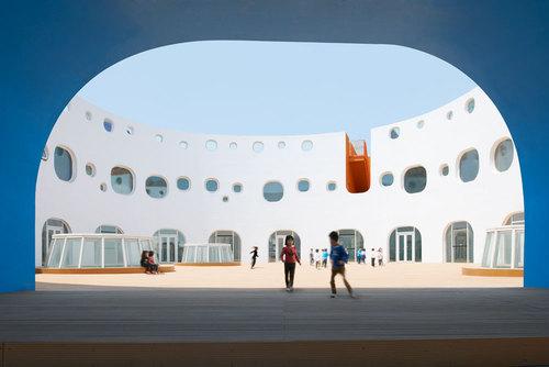 SAKO Architects — LOOP in Tianjin