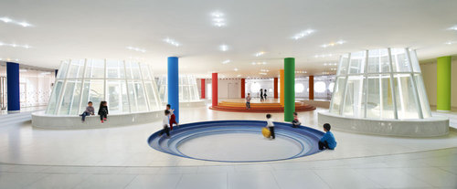 SAKO Architects — LOOP in Tianjin