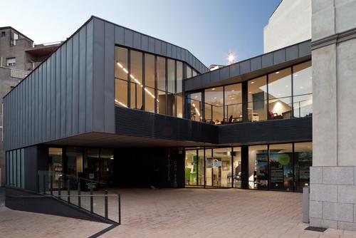 sierrarozas arquitectes — Biblioteca Can Baró