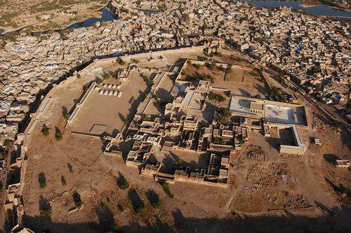 Minakshi Jain — Rehabilitation of Nagaur Fort