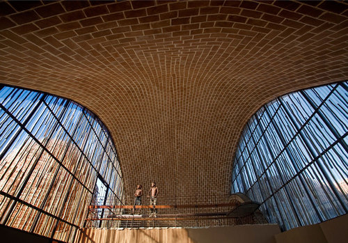 Peter Rich Architects — Mapungubwe Interpretation Centre