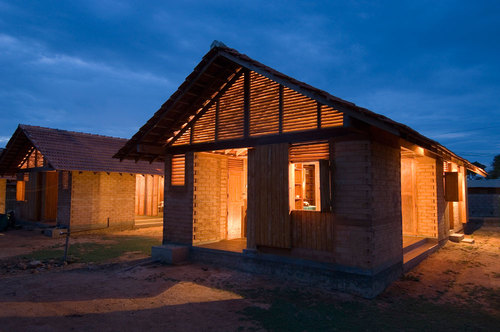 Shigeru Ban Architects — Post-Tsunami Housing