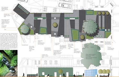 B scape architettura del paesaggio complesso for Architettura del verde