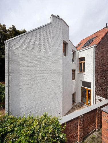Bovenbouw — House extension Mortsel