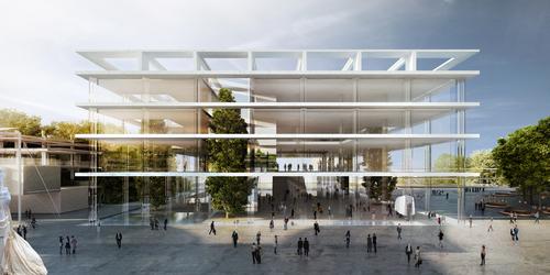MenoMenoPiu  Architects   /- - + AA/, Stefano Belingardi Clusoni — Italian Pavillon EXPO 2015. Milan