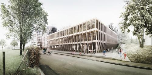 FAKT — Neubau Schulhaus Seegarten Arbon