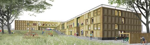 Dellekamp Arquitectos — Arbon Elementary School