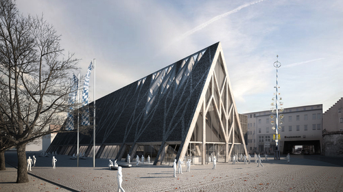 Carlo Berarducci, MODO STUDIO, Fabi Architecten — MUSEUM DER BAYERISCHEN GESCHICHTE