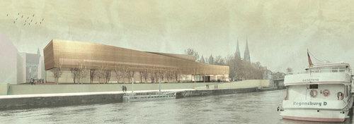 Architekturbüro 1 — New Bavarian History Museum