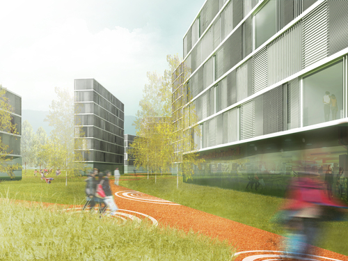 C+S Architects, LAND Milano Srl — MHB. Masterplan Housing Bassano