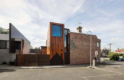 Andrew Maynard Architects — HOUSE House