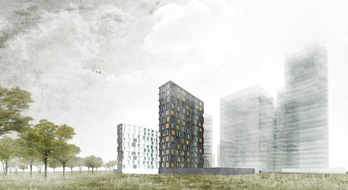 C+S Architects — EHM. Expo Housing Milan