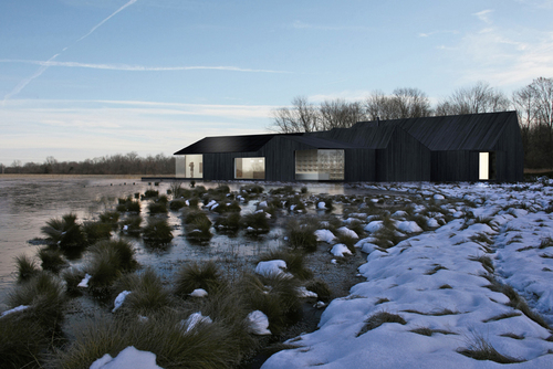 SHIRO STUDIO | Andrea Morgante — Great Fen Visitor Centre