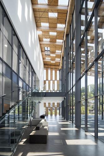 Kengo Kuma & Associates — Besançon Art Center and Cité de la Musique