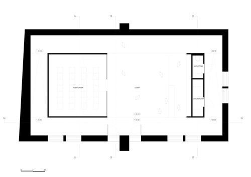 spaceworkers® — Centro Interpretação do Românico Paredes