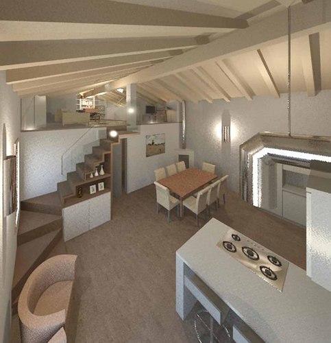 Progetti arredamento interni progetto arredo interni for Progetti arredamento interni