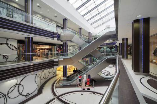 Nagrebel'nyy Sergey Vladimirovich — Shopping Centre