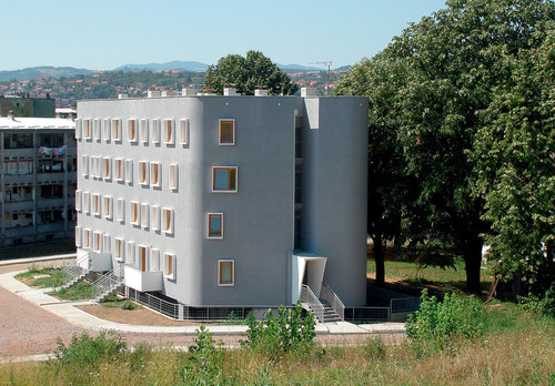 1x2studio — Social Housing Buildings in Valjevo