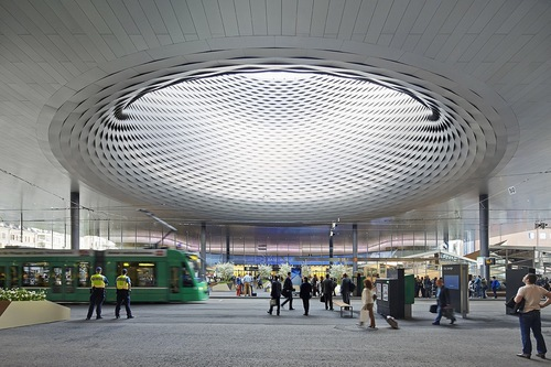 Herzog & de Meuron — Messe Basel - New Hall