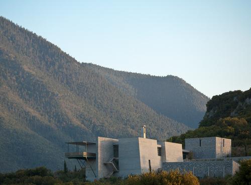 Demetrios Issaias & Tassis Papaioannou — Environment Museum of Stymphalia